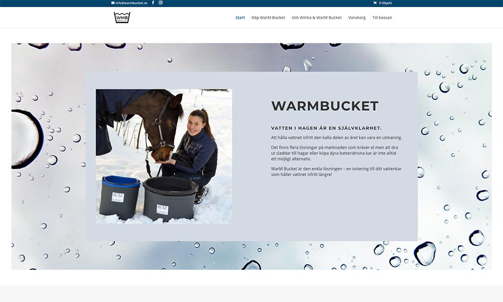 Warmbucket